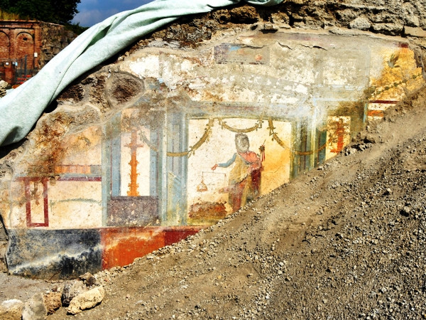 Gli scavi della Regio V restituiscono un nuovo