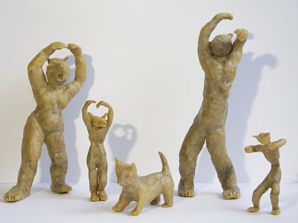 Sandra Tomboloni, La danza degli animali danzanti