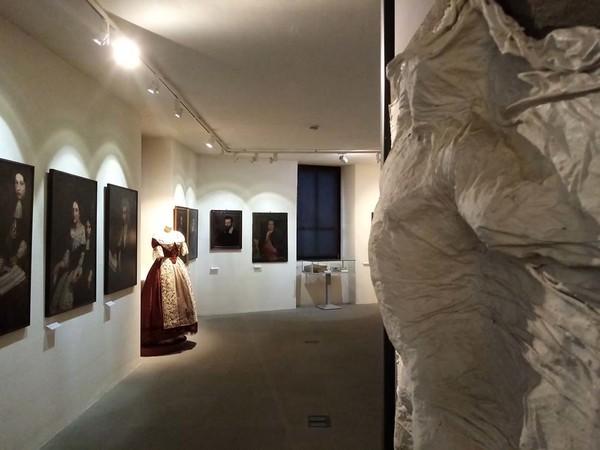 Un'opera di Patarini al Museo Camus di Breno