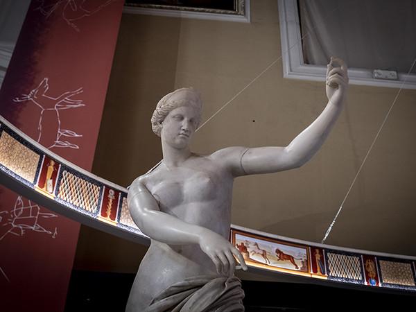 Gladiatori, MANN - Museo Archeologico Nazionale di Napoli I Ph. Valentina Cosentino