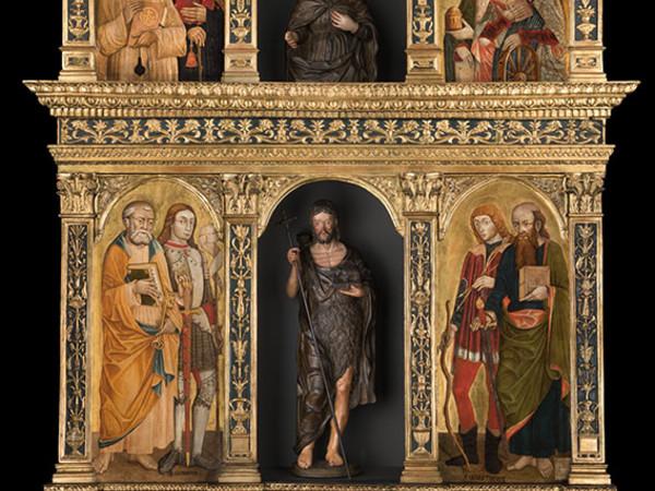 Giovanni, Bernardino e Antonio Marinoni, Il Pollittico, 1493