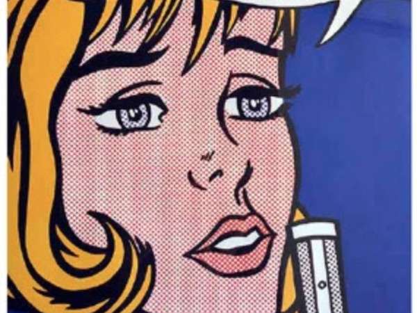 © Roy Lichtenstein