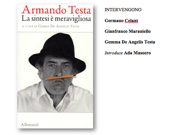 Armando Testa. La sintesi è meravigliosa, Triennale di Milano