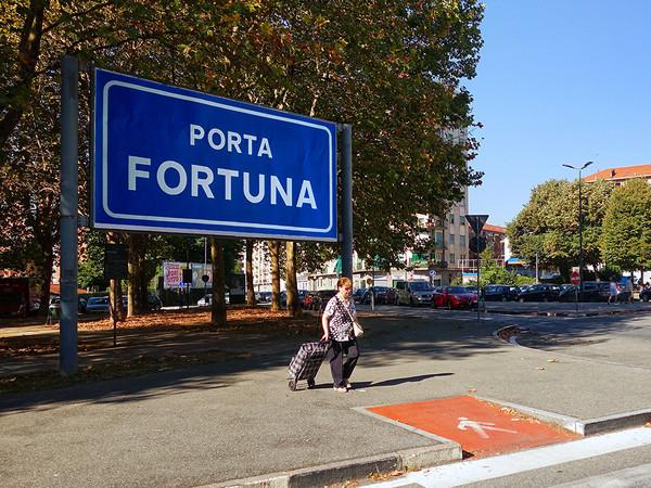 Alessandro Bulgini, Porta Fortuna