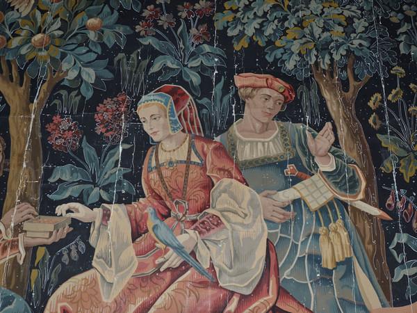 Cartons de tapisserie d'Aubusson