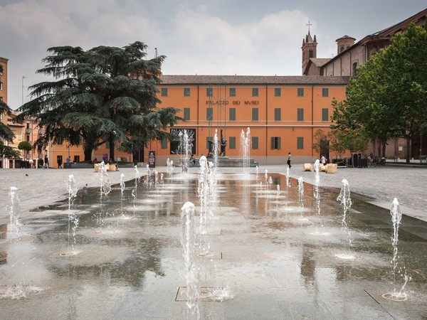 Palazzo dei Musei, Reggio Emilia