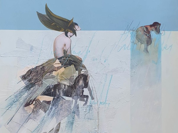 Opera di Simona Gasperini