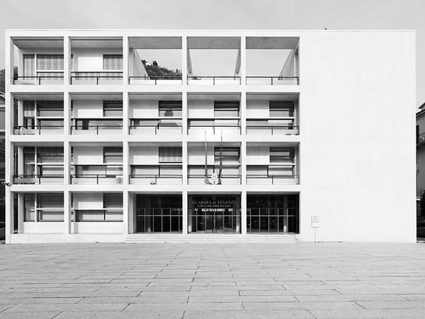 Architettura sintattica, Grattacielo Pirelli, Milano
