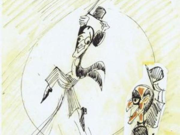 Federico Fellini, <em>Tot&ograve;</em>