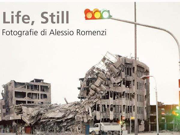 Alessio Romenzi. Life, Still, Galleria del Cembalo, Roma