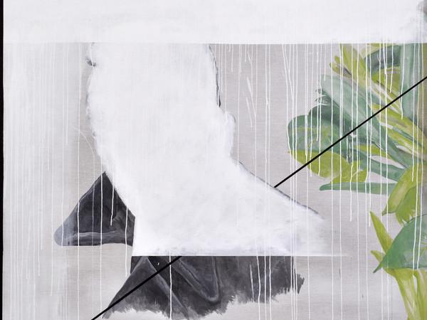Luca Coser, Analisi del taglio dolce, cm. 190x180