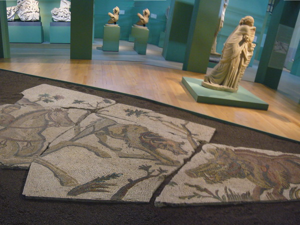 Mosaico Santa Bibiana