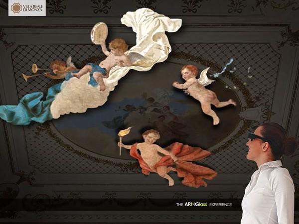 Mai stata così Reale!, Villa Reale di Monza