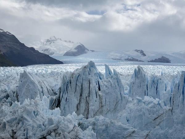 Niccolò Aiazzi, Veduta ghiacciaio, Patagonia