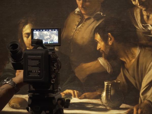 Dietro le quinte del nuovo film d&rsquo;arte targato Sky<br />