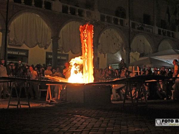 Buongiorno Ceramica! Performance cottura nel forno. Foto Archivio