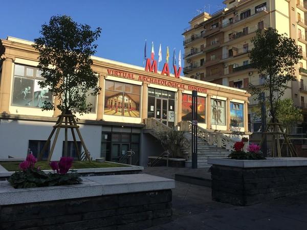 MAV - Museo Archeologico Virtuale, Ercolano