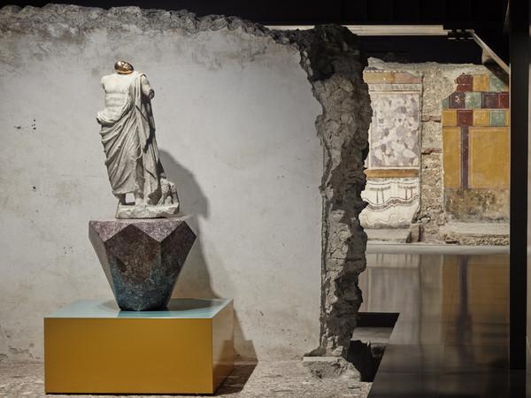 Palcoscenici Archeologici. Interventi curatoriali di Francesco Vezzoli Fondazione Brescia Musei 11 giugno 2021 - 9 gennaio 2022