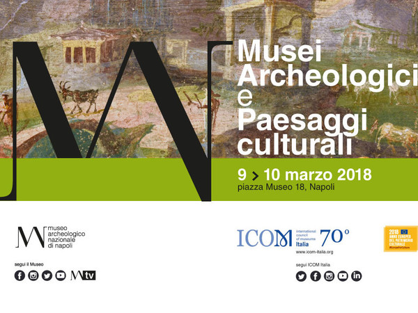 Musei Archeologici e Paesaggi culturali, MANN - Museo Archeologico Nazionale di Napoli