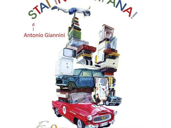 Antonio Giannini. Stai in campana!, Pinacoteca Civica Comunale, Cassano delle Murge (BA)