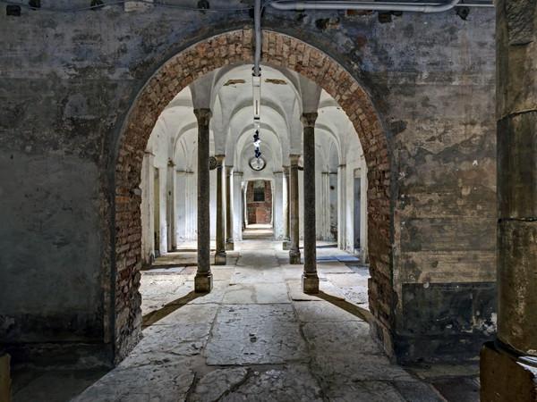 Milano, Cripta della Chiesa del Santo Sepolcro