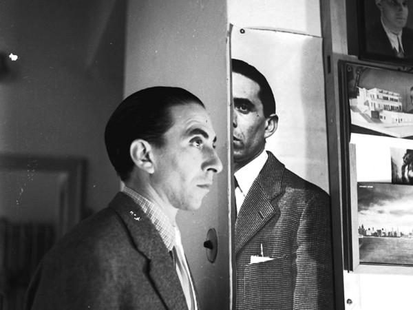Duplice ritratto di Parisi, Cernobbio 1953