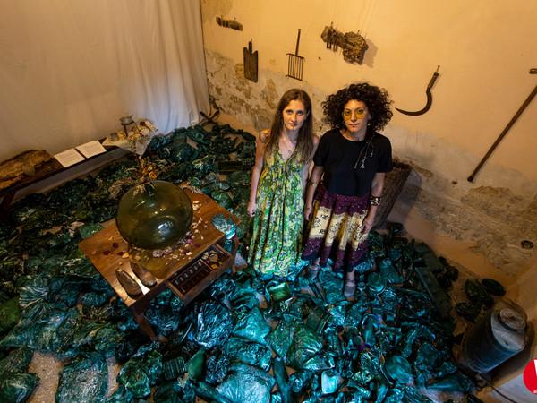 Ai margini i ricordi Morgana Cavicchioli e Laura Manetti