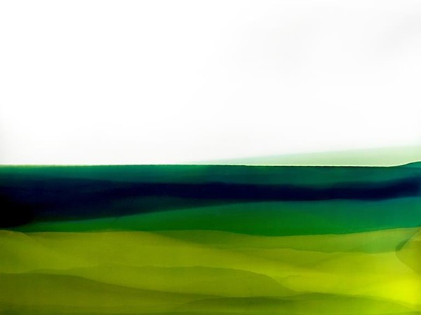 Giacomo Montanaro, Interior Landscapes # 14, 2017, acidi su carta fotosensibile, 70x70 cm.