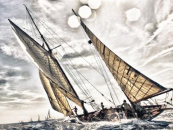 Adolfo Ranise. Sotto vento e vele, Galata Museo del Mare, Genova