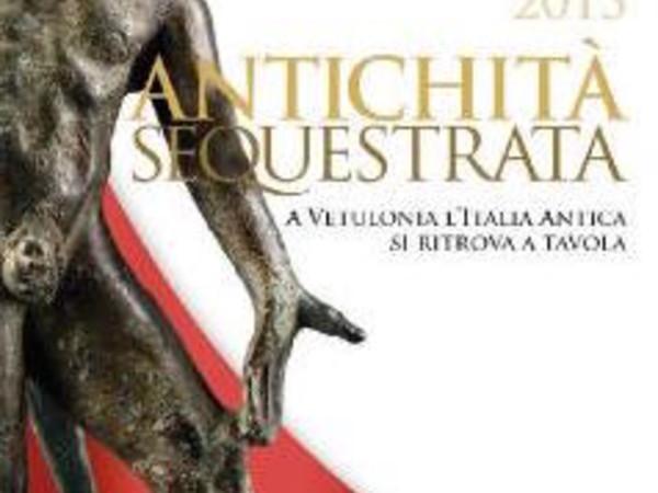 Antichit sequestrata a vetulonia l 39 italia antica si ritrova a tavola mostra castiglione - Tavole maree castiglione della pescaia ...