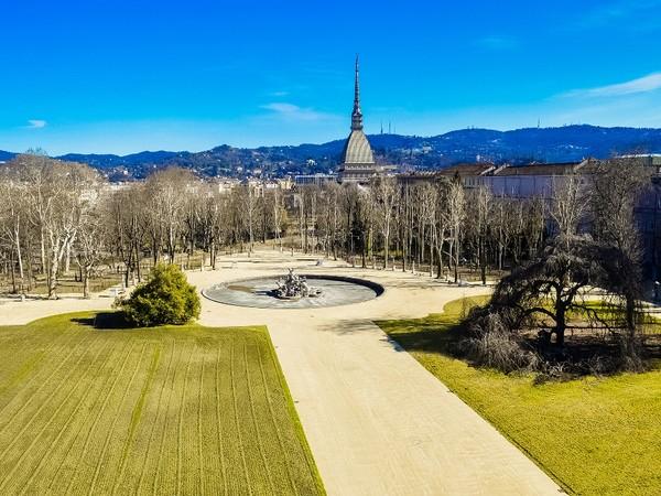 Giardino delle Arti, Giardini Reali, Torino