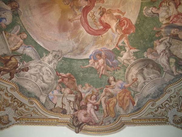 Palazzo Doria De Fornari, Genova, interno