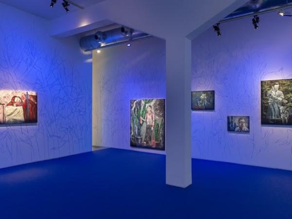 Avish Khebrehzadeh, I sing with my tongue silent, M77 Gallery, Milano