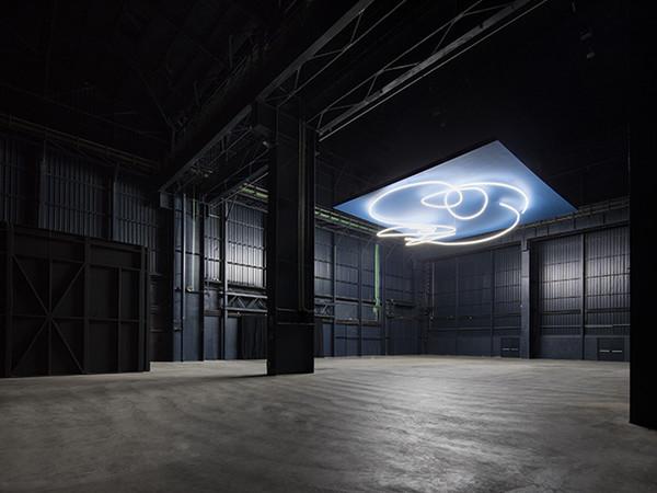 Lucio Fontana, Ambienti/Environments, Pirelli HangarBicocca, Milano