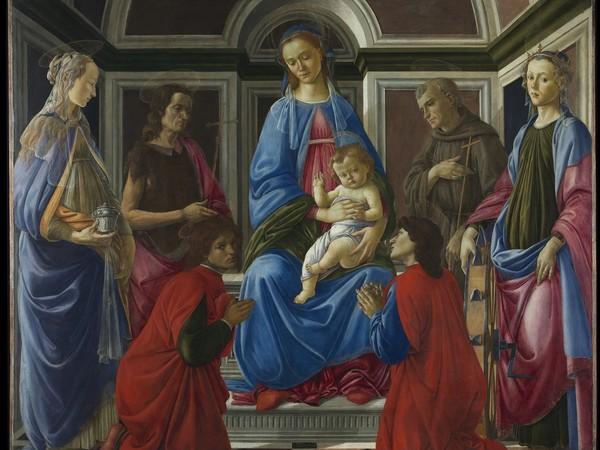 Torna a casa la Pala di Sant'Ambrogio. E il restauro svela dettagli inattesi<br />