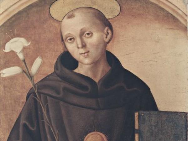 Ibi Sinibaldo, San Nicola da Tolentino, 1475 ca.