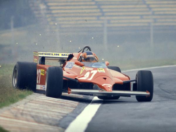 Ercole Colombo, Gilles Villeneuve, GP di Argentina, 1981