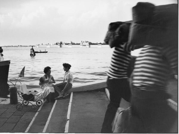 Willy Ronis, <em>Fondamente Nuove</em>, Venezia, 1959, Minist&egrave;re de la Culture / M&eacute;diath&egrave;que de l&rsquo;architecture et du patrimoine / Dist RMN-GP | &copy; Donation Willy Ronis<br />