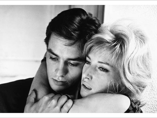 Sergio Strizzi, Dal film L'eclisse, 1962