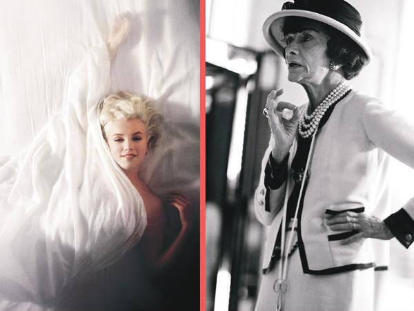 Douglas Kirkland. Coco + Marilyn. Biella al centro del MI-TO, Palazzo Gromo Losa, Biella