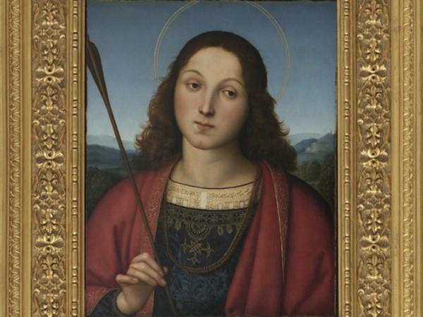 Raffaello san sebastiano mostra milano pinacoteca for Accademia arte milano