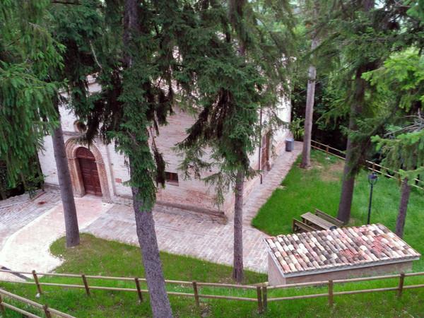San Sebastiano fuori le mura, Belforte del Chienti
