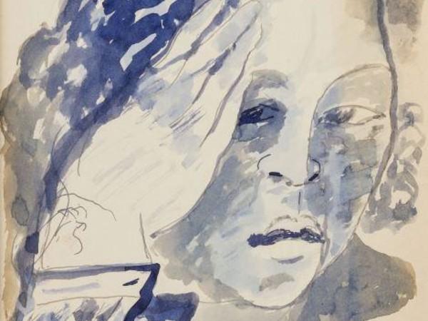 Antonietta Raphaël Mafai, Autoritratto