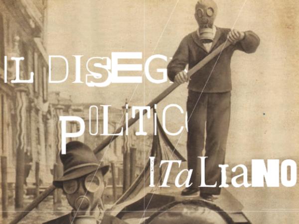 <em>Il disegno politico italiano</em>, A plus A Gallery, Venezia