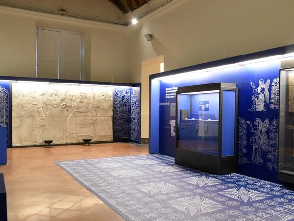 Gli Assiri all'ombra del Vesuvio, MANN - Museo Archeologico Nazionale di Napoli