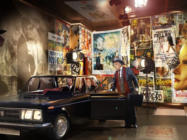 Felliniana – Ferretti sogna Fellini, Palazzina Fellini, Roma
