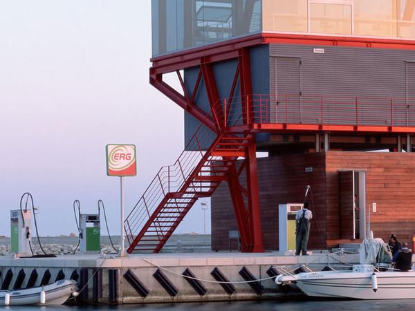 Maria Giuseppina Grasso Cannizzo, PMR2.2008 – Torre di controllo del Porto turistico, Marina di Ragusa (RG) 2008