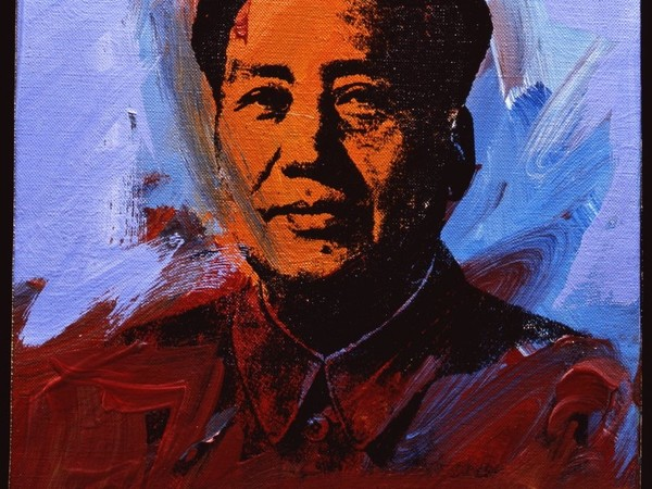 Andy Warhol, Mao, 1964. Collezione Brant Foundation