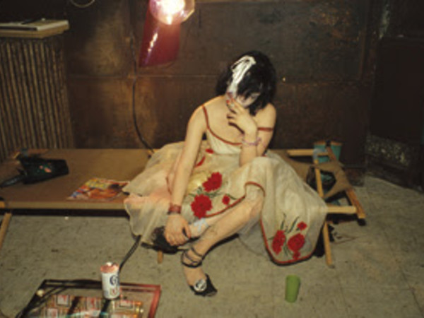 Nan Goldin The Ballad Of Sexual Dependency