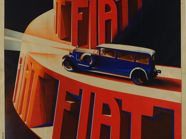 Giuseppe Riccobaldi, Fiat, 1928